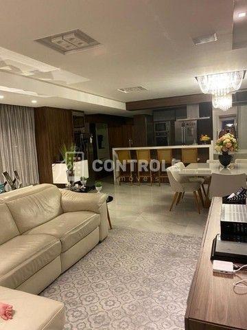 (R.O)Apartamento com 03 dormitórios, 02 vagas no Balneário do Estreito em Florianópolis. - Foto 3