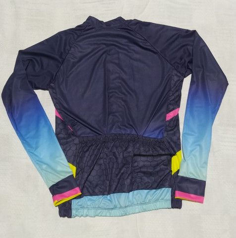 Camisa Camiseta Roupa Feminina Bike! MTB Esporte Bicicleta Ciclismo Dry Fit - Foto 5