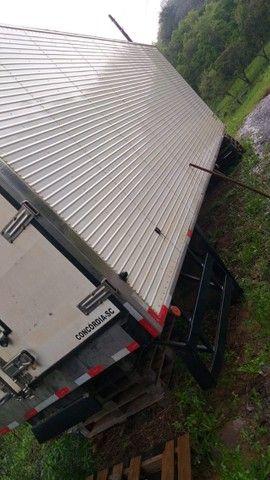 Baú frigorífico 16 pallets 2011 - Foto 2