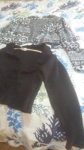 Lotinho de blusas de frio femeninas  - Foto 4