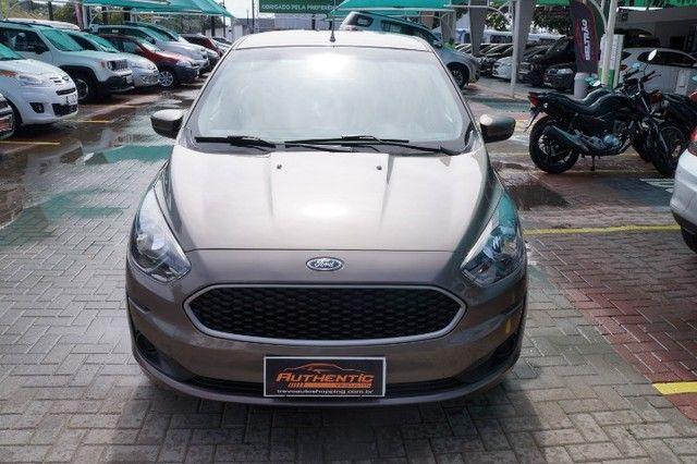 Ford ka 2019 Completo direção elétrica Recebo carro ou moto Emplacado 2021 - Foto 2