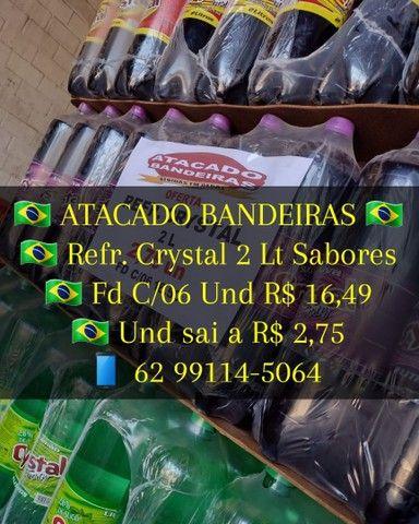 Refrigerante Crystal 2 lt