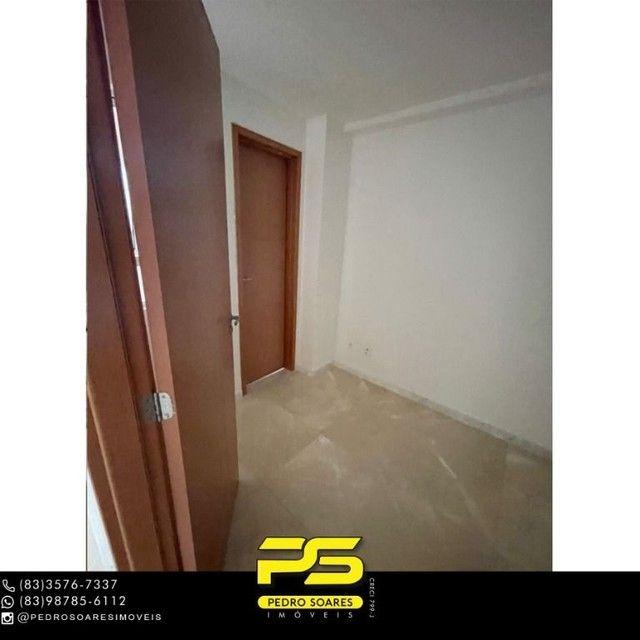 Apartamento com 3 dormitórios para alugar, 190 m² por R$ 6.200/mês - Altiplano Cabo Branco - Foto 13