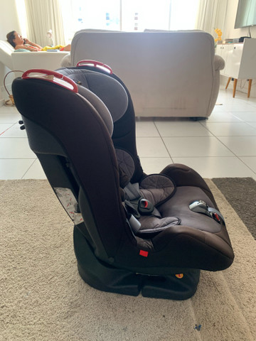 Cadeira bebê carro reclinável safety  - Foto 3