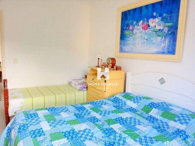 Apartamento com 2 dormitórios à venda, 68 m² por R$ 260.000,00 - Enseada - Guarujá/SP - Foto 13