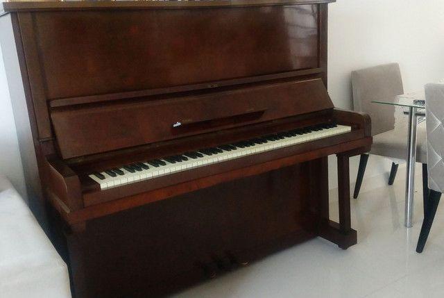 PIANO ACUSTICO BRASIL 88 TECLAS MARAVILHOSO