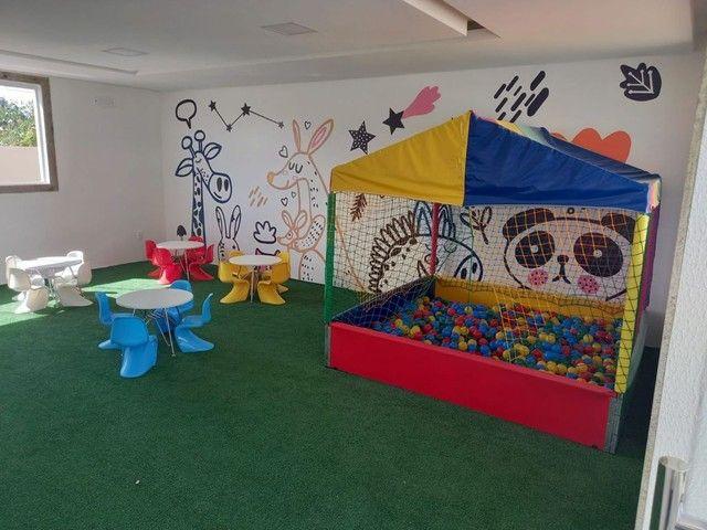 Lindo apartamento para aluguel com 45m² com 2/4 em Centro - Lauro de Freitas - BA - Foto 5