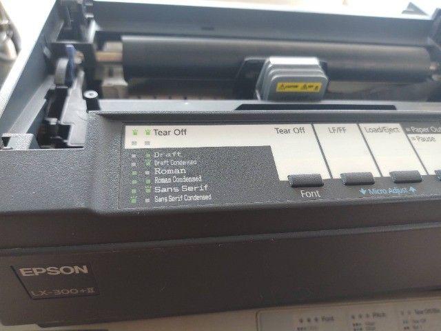 impressora LX -300-II - Foto 3
