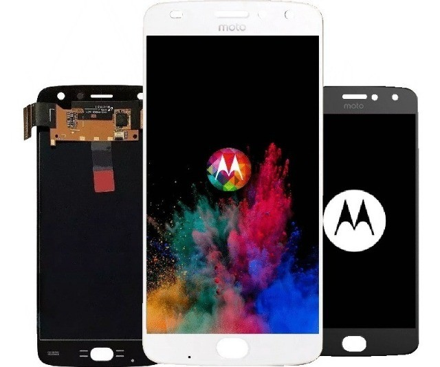 Tela Frontal Touch Display Motorola Z Play Z2 Play Z3 Play