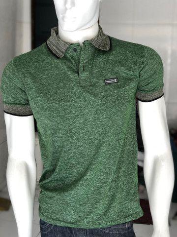 Camisas Gola Polo - R$ 20,00 - Foto 3