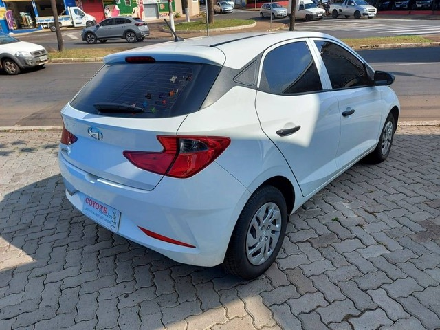 Hyundai HB20 Sense 1.0 flex ano 2021 (10.674km) aceito troca - Foto 4