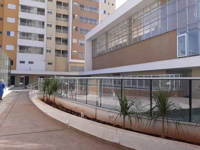 Apartamento com 64 m² sendo 2 quartos no Jardim Europa - Go - Foto 17