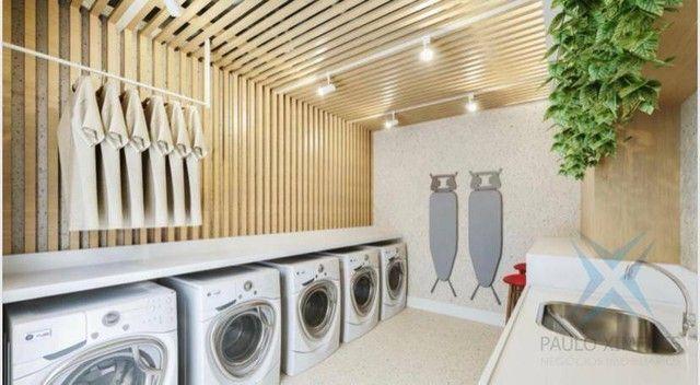 Apartamento compacto à venda, 37 m² por R$ 322.000 - Engenheiro Luciano Cavalcante - Forta - Foto 19