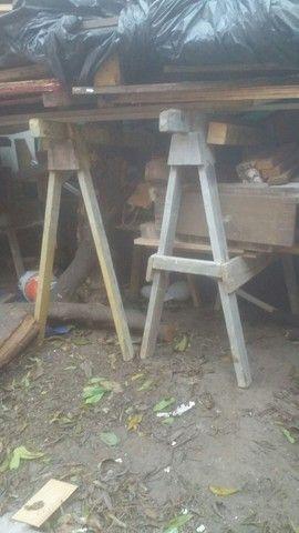 Cavaletes de obra usados - Foto 3