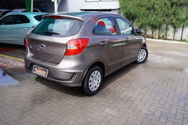 Ford ka 2019 Completo direção elétrica Recebo carro ou moto Emplacado 2021 - Foto 7