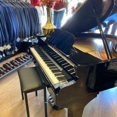 Piano de cauda digital - Foto 5