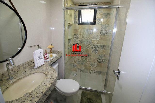 Apartamento com 3 suítes na Orla da ponta negra - Edifício castelli - Foto 16