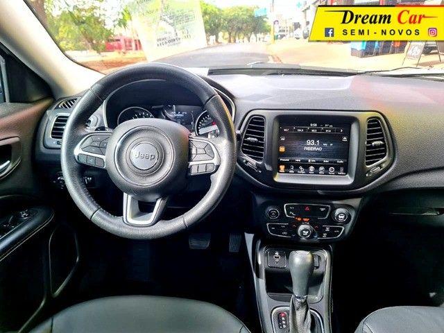 Jeep Compass 2.0 4x2 Flex Longitude 2018 Automático - Foto 10