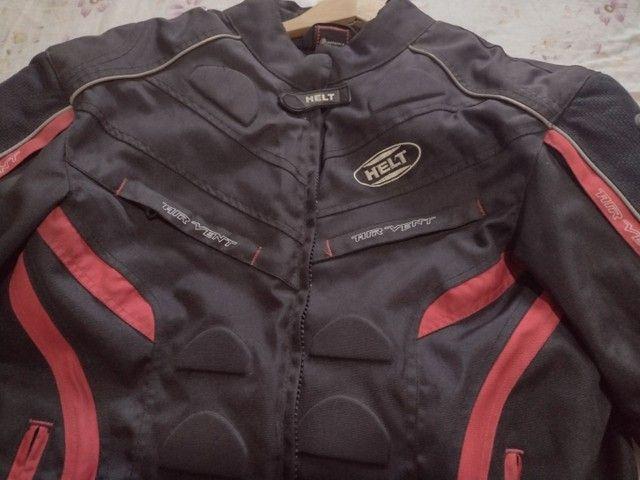 Jaqueta motoqueiro HELT - Foto 4