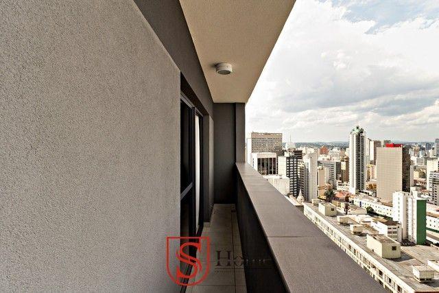 Flat para aluguel no Centro de Curitiba - Foto 11