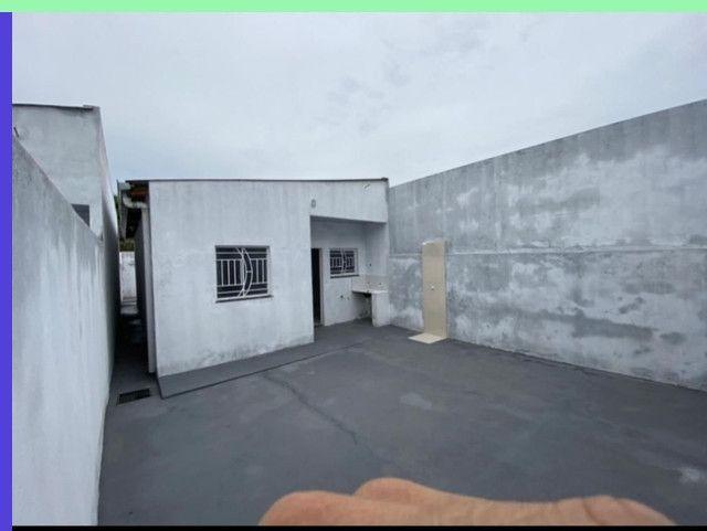 2qts_com_quintal Casa_Nova_há_4_minutos_da_av_Max_Teixeira tyejfnuisw iygqfhrdto - Foto 11