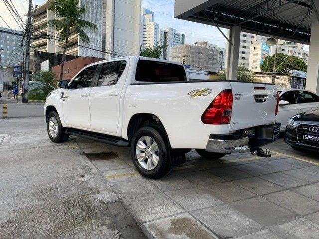 Toyota Hilux SRV 2.7 2018 Flex (81) 3877-8586 (zap) - Foto 8