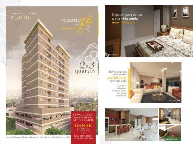 IMO.003 Apartamento para venda Retiro- Volta Redonda, 2 quartos - Foto 4