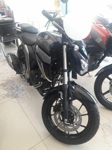 Vendo motos Fz25