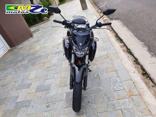 Yamaha FZ 25 Fazer 2020 Preta com 15.000 km - Foto 12