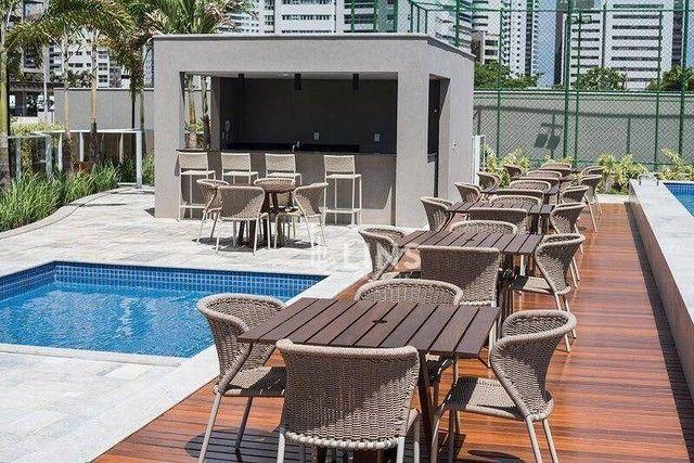 Apartamento com vista privilegiada para o mar, sendo 3 suítes e 156 m², à venda por R$ 1.5 - Foto 12