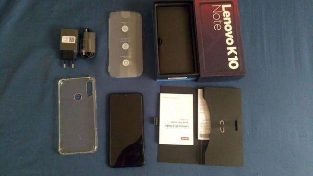Smartphone K10 Note - 64gb - 3 Cameras - Motorola Lenovo - Foto 4