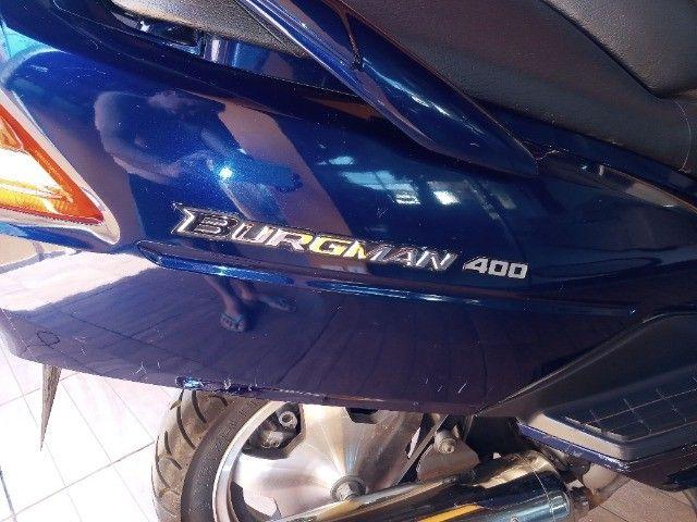 Burgman 400 - Foto 5