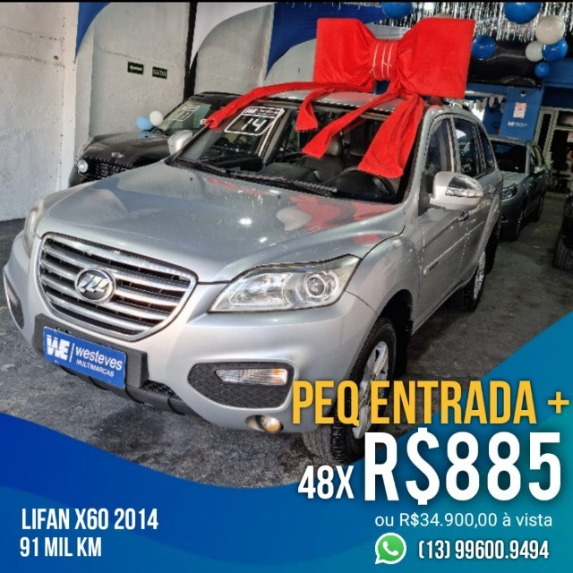 Lifan X60 2014 Completo