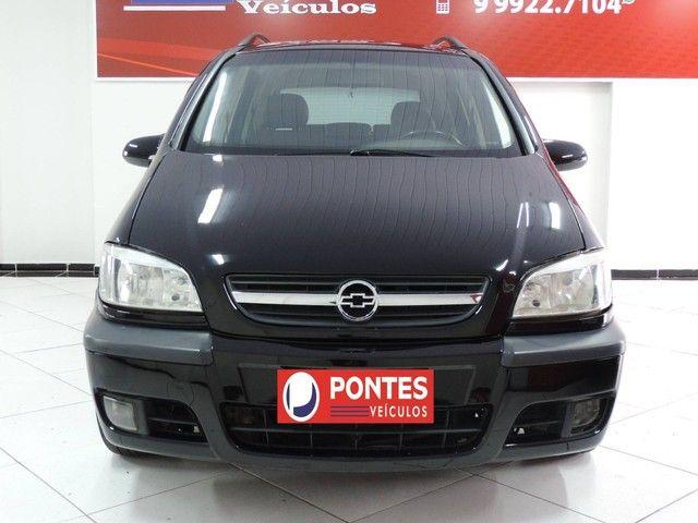 ZAFIRA 2006/2006 2.0 MPFI ELITE 8V FLEX 4P AUTOMÁTICO - Foto 3