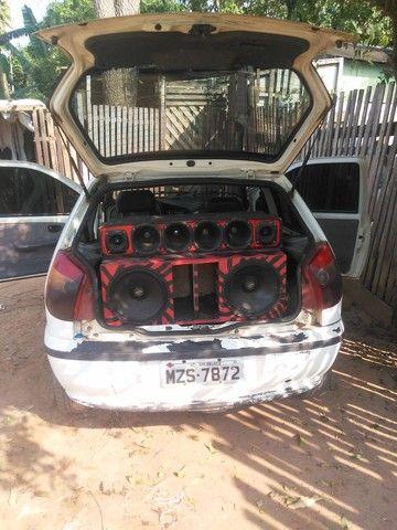 Vendo ou troco por um carro mais novo  - Foto 5