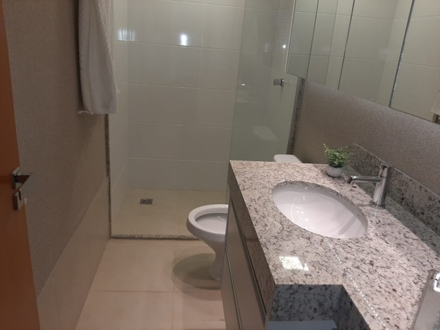 Apartamento com 64 m² sendo 2 quartos no Jardim Europa - Go - Foto 5