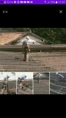 Limpeza de telhado  - Foto 3