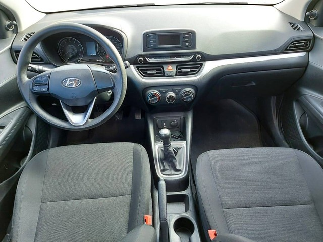 Hyundai HB20 Sense 1.0 flex ano 2021 (10.674km) aceito troca - Foto 6