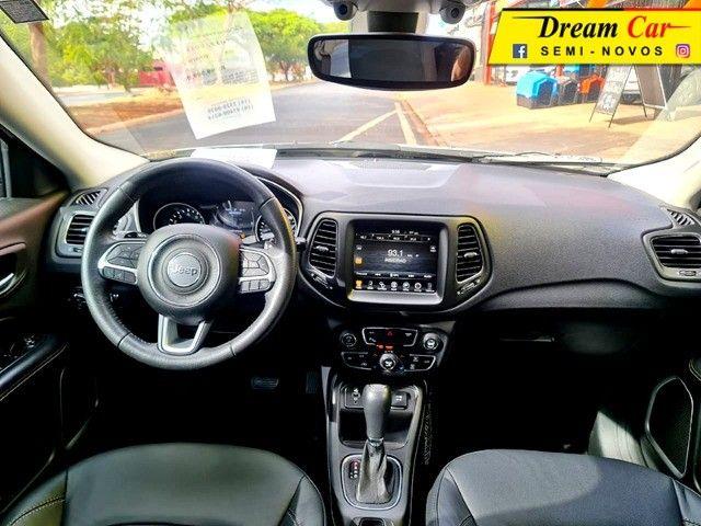 Jeep Compass 2.0 4x2 Flex Longitude 2018 Automático - Foto 12