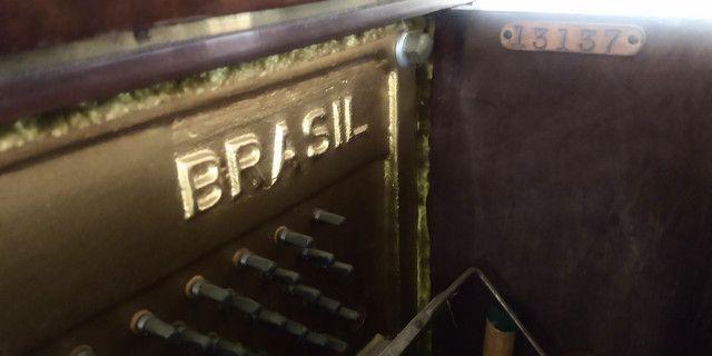 PIANO ACUSTICO BRASIL 88 TECLAS MARAVILHOSO - Foto 3