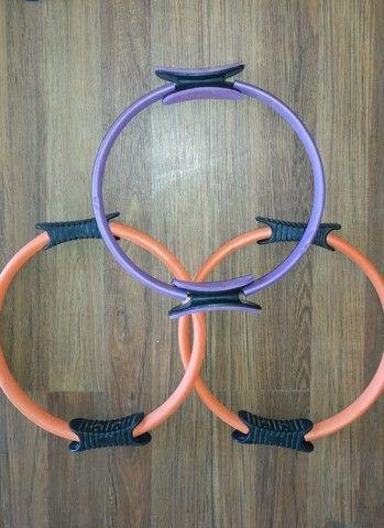 Anel tonificador arco pilates yoga - Foto 2