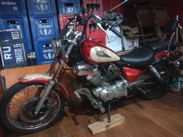 Yamaha virago 250cc 2002 - Foto 2