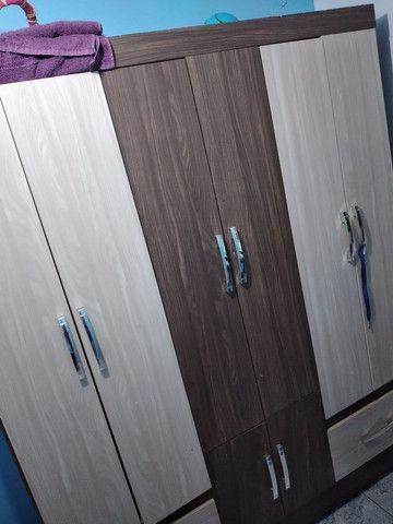 Guarda roupas 6 portas - Foto 5