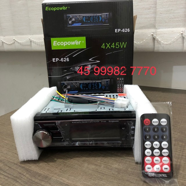 Rádio automotivo Novo Bluetooth R$110 - Foto 11