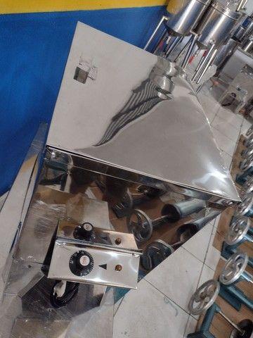 Máquina de açaí de inox  - Foto 4