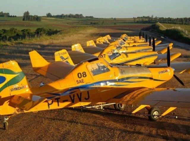 Avião agrícola