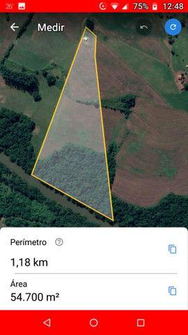 Chácara com acesso ao rio Uruguai 60000 m² barra do lajeado - Foto 4