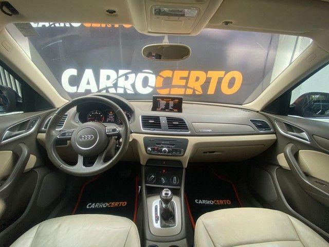 Audi Q3 2.0 TFSI 2015 AC/ Troca - Foto 6