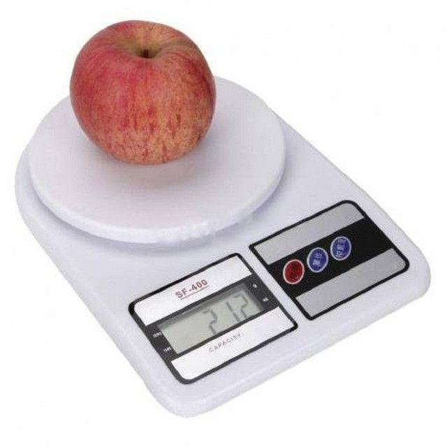 Balança Digital De Precisão 1 Gr Até 10 Kg Para Cozinha e Laboratório - Foto 6