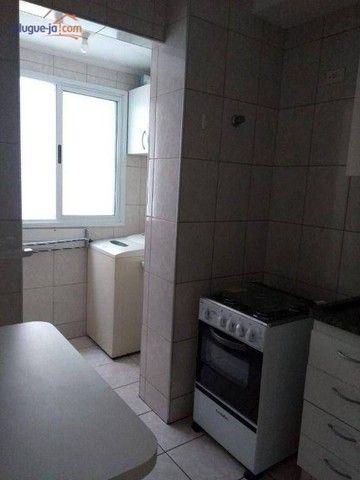 Apartamento com 1 dormitório para alugar, 50 m² por R$ 1.100/mês - Centro - São José dos C - Foto 9